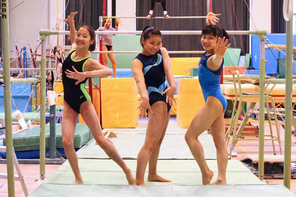 高校女子体操 埼玉栄中学・高等学校